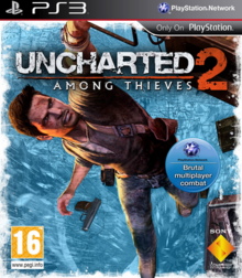 Uncharted 2: Among Thieves (2009)   English Voice Over ...Uncharted 2 Among Thieves Cover