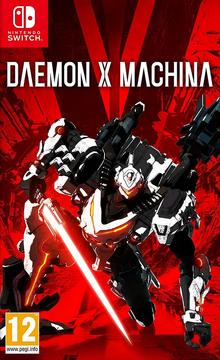 Daemon X Machina 2019 Game Cover