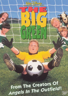The Big Green 1995 DVD Cover