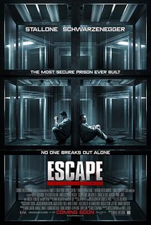 Escape Plan 2013 Poster