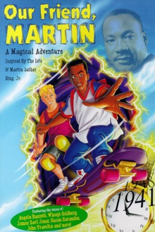 Our Friend, Martin 1999 DVD Cover