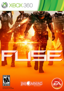 Fuse 2013 Game Cover