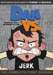 Dan Vs. 2011 DVD Cover