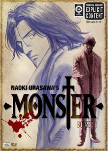 Monster 2009 DVD Cover