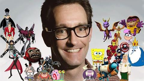 """The Many Voices of """"Tom Kenny"""" In Animation & Video Games"""