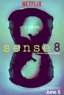 Sense8 2015 Poster