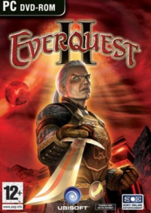 EverQuest II 2004 Game Cover