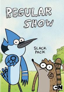 Regular Show 2010 DVD Cover