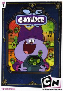 Chowder 2007 DVD Cover