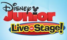 Disney Junior Live on Stage 2001 Title Card