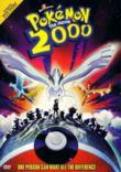 Pokémon The Movie 2000 DVD Cover