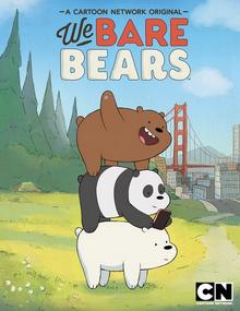We Bare Bears 2015 Poster
