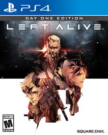 Left Alive 2019 Game Cover