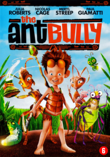 The Ant Bully 2006 DVD Cover