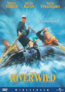 The River Wild 1994 DVD Cover