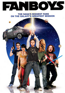 Fanboys 2009 DVD Cover