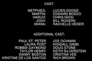 Godzilla The Planet Eater 2019 Credits