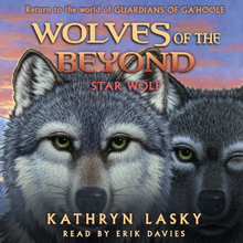 Wolves of the Beyond Star Wolf 2014 Cover