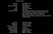 Japan Sinks 2020 Episode 2 2020 Credits