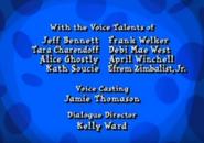 Disney's 101 Dalmatians Season 2 Episode 36 De Vil-Age Elder 1998 Credits