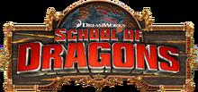 DreamWorks School of Dragons 2013 Logo