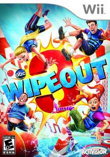 Wipeout 3 2012 Game Cover