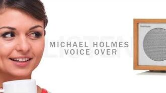 Mike Holmes commercial voice reel