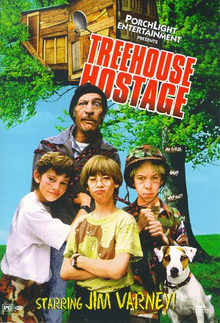 Treehouse Hostage 1999 DVD Cover