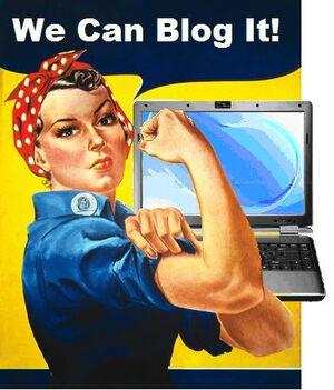 Rosie the Blogger