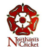 Northants Cricket Badge