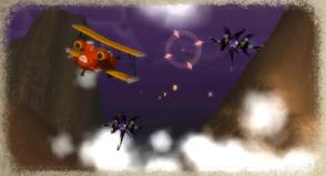 Mission flightbacktothecity