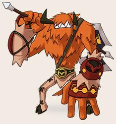 Hero bison