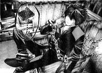 Kirio Imizuka in Cell