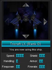 Tricraft LX