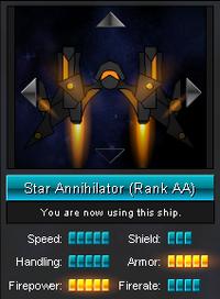 Star Annihilator