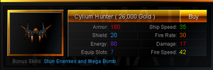 Cylium Hunter