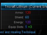 Tricraft Lithium