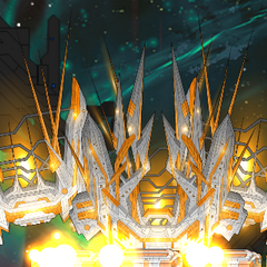 Vindicator with Vindi Ones and Vindi Twos in the mobile version of the game.