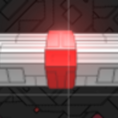 A horizontal Defensive Wall in the mobile version of the game.