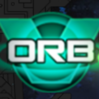 The icon of the Valerion Orb in the mobile version of the game (notice the healing orb).