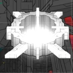 A white X-ZAC Assimilator.