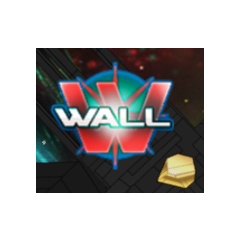 The icon of the Defensive Wall in the mobile version of the game.