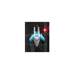 A Nova Turret in the mobile version of the game.