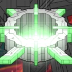 A green X-ZAC Assimilator.