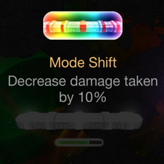 Mode Shift prior to purchase.
