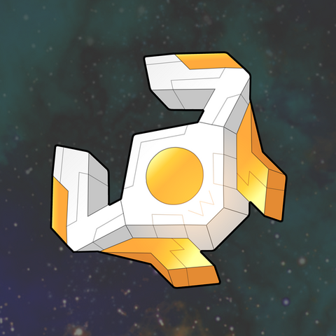A Fion Drone in the mobile version of the game.