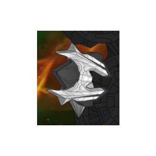 A Devas Nero in the mobile version of the game.