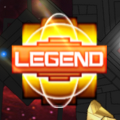 The icon of The Legend in the mobile version of the game.
