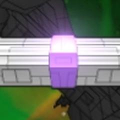 A purple Defensive Wall.