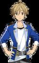 (Academy Idol) Tomoya Mashiro Full Render